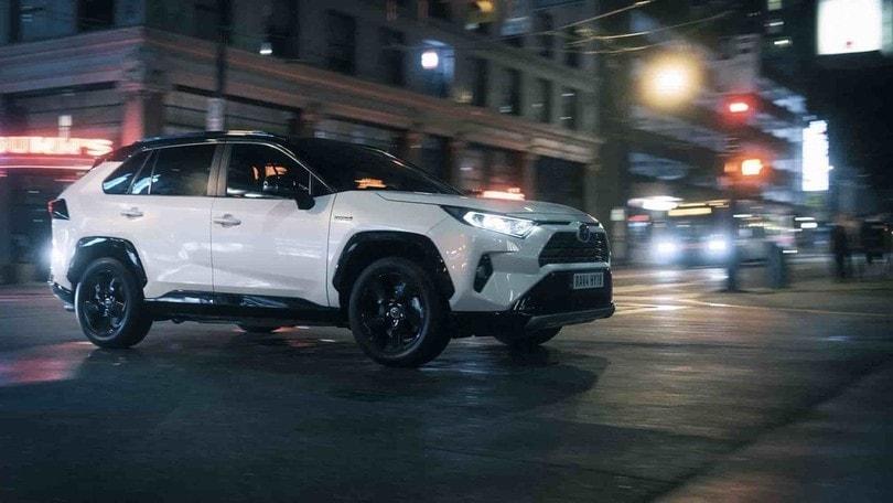 Toyota RAV4, la prova su strada