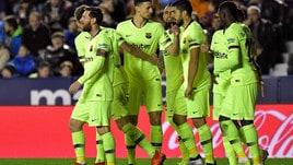 Coppa del Re, Barcellona a rischio squalifica. Il club si difende