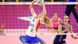 Volley: A1 Femminile, Filottrano ingaggia la croata Brcic