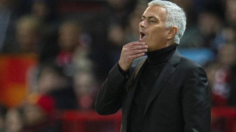 Mourinho: «Mi piacerebbe allenare in Ligue 1»