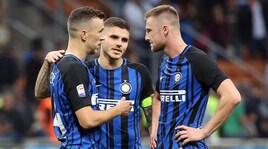 Icardi-Inter, il vertice si allontana. Passo avanti per Skriniar