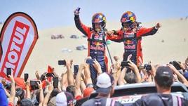 Auto e moto: Al-Attiyah e Toby Price trionfano alla Dakar 2019