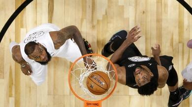 NBA, voti All-Star Game: LeBron in testa, seguito da Antetokounmpo e Doncic