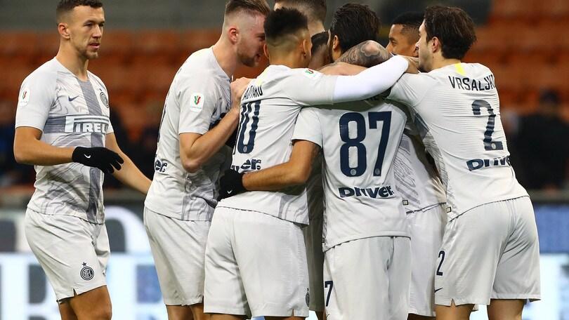 Serie A, Inter-Sassuolo: il ritorno dell'«1» a 1,42