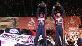 Rally, Dakar: vince ancora Al-Attiyah, primo trionfo per la Toyota