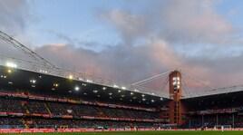 Genoa-Milan, striscioni in città in vista del match:«Non provocate...»