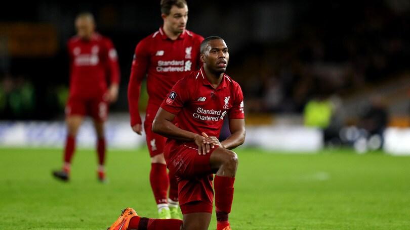 «Liverpool: Sturridge e Alberto Moreno non rinnoveranno»