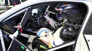 Foto: Alex Zanardi alla Daytona 24 con BMW