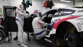 Zanardi, protagonista a Daytona con BMW