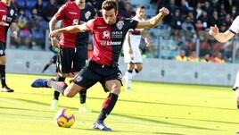 Serie A, da Srna a Cigarini un Cagliari ai saluti