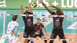 Volley: Superlega, Trento-Civitanova è la partitissima