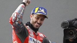 MotoGp svelata la Ducati, Dovizioso: «Pronto per lottare per il titolo»
