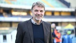 Serie A Frosinone, Baroni: «Con l'Atalanta servirà la partita perfetta»