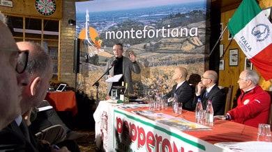 Presentata la 44ª edizione della Montefortiana