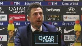 """Di Francesco: """"Non voglio difensori per far numero"""""""