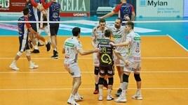 Volley: Superlega, parte bene Monza ma vince Padova