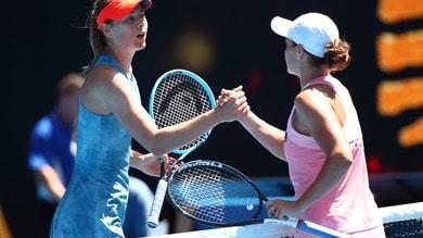 Tennis, Australian Open: fuori Kerber e Sharapova, la Kvitova spegne il sogno della Anisimova