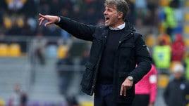 Serie A Frosinone, Baroni: «Voglio una squadra propositiva contro il Bologna»