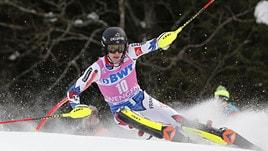 Coppa del Mondo di sci, miracolo di Noel a Wengen