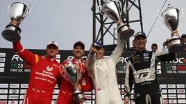 Vettel: «Schumacher sarebbe fiero di suo figlio»