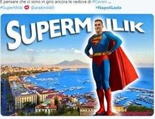 Napoli-Lazio sui social: super Milik, Callejon fa impazzire i fantallenatori