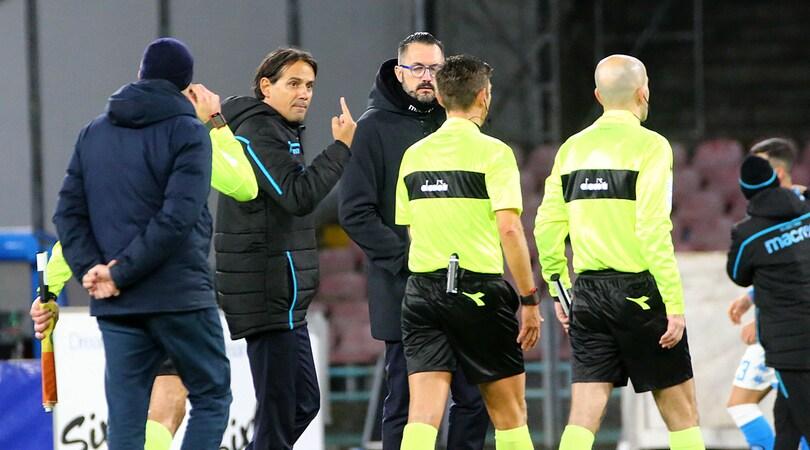 Inzaghi: «Rosso ad Acerbi? Episodi strani...»