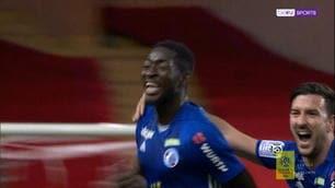 Sissoko, che magia contro il Monaco!