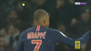 Mbappé da sogno, tripletta al Guingamp