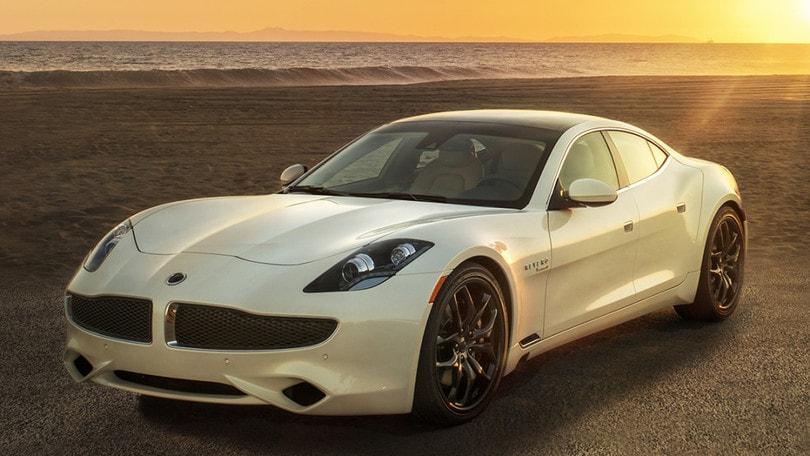 Pininfarina e Karma assieme per le auto elettriche