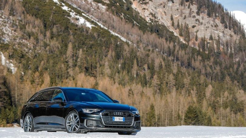 Audi A6 40 TDI quattro ultra, nuovo diesel e integrale