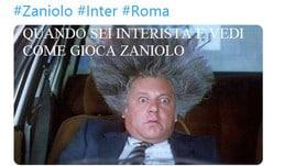 Ora i tifosi dell'Inter rimpiangono Zaniolo