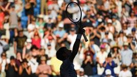 Tennis, Australian Open: Raonic batte Zverev, Djokovic illumina la scena contro Medvedev
