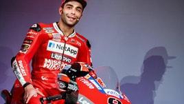 MotoGp Ducati, Petrucci: «Dovizioso vuole che io vada veloce»