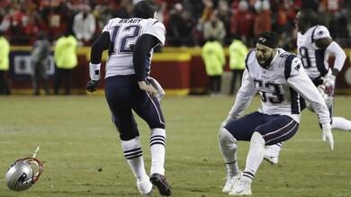 Nfl, Super Bowl: Patriots avanti sui Rams