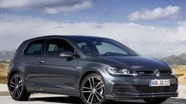 Nuova Volkswagen Golf 8, prime immagini in rete