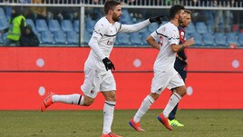 Serie A Genoa-Milan 0-2, il tabellino