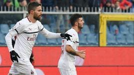 Genoa-Milan sui social: Fabio Borini il nuovo Higuain