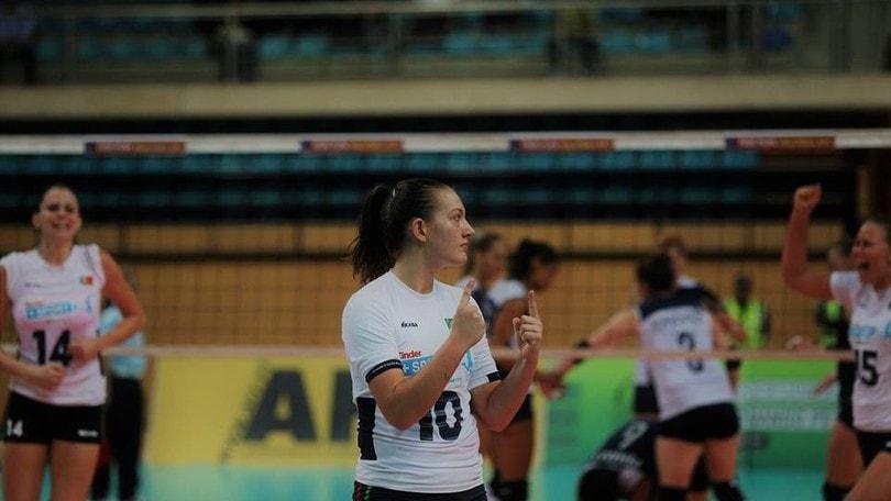 Volley: A2 Femminile, Olbia sostituisce Nikolaeva con Hurst