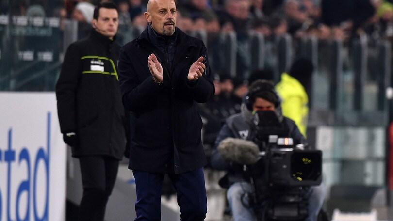 Serie A Chievo, Di Carlo: «Continuiamo a crederci»