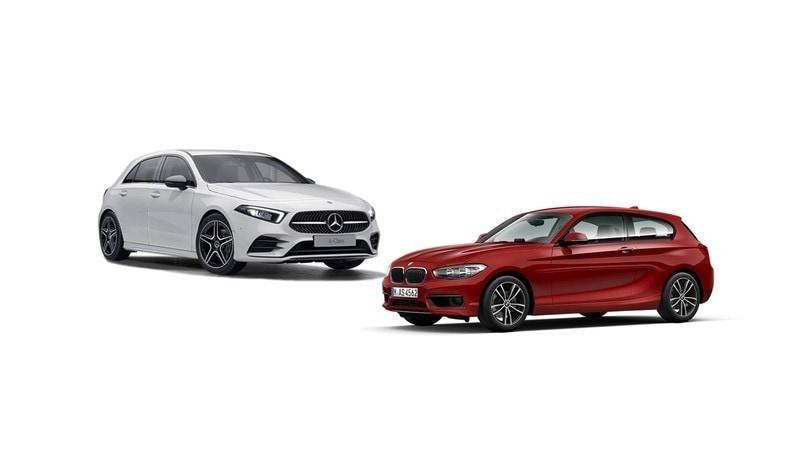 BMW e Mercedes, alleanza sulle compatte