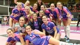 Volley: Challenge Cup Femminile, Monza in campo domani per approdare ai Quarti