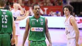 James Nunnally all'Olimpia Milano