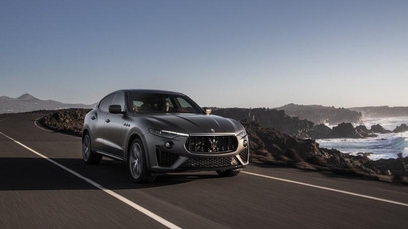 Maserati presenta il Levante Vulcano