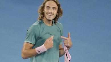 Tennis, Australian Open: Tsitsipas, exploit contro Nadal a 5,50