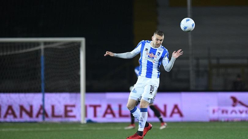 Calciomercato Venezia, ufficiale: ecco Fornasier in prestito dal Pescara