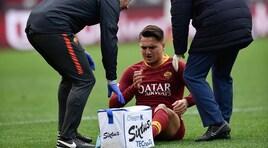 Roma, per &Uuml;nder lesione al retto femorale: fuori due partite<br />