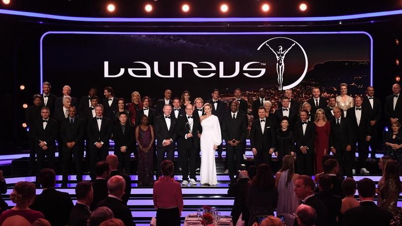 Le leggende dello sport si danno appuntamento ai Laureus World Sports Awards