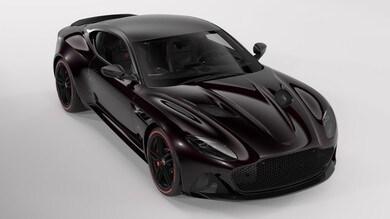 Aston Martin DBS Superleggera, serie limitata Tag Heuer Edition