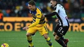 Serie A Parma, out Stulac: solo terapie per il centrocampista