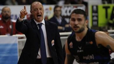 Basket Serie A2, Giorgio Di Bonaventura lascia il Latina